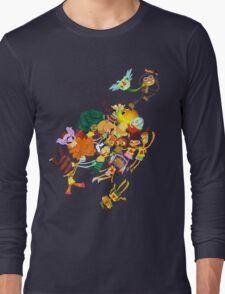 Whispering Rock Psychic Summer Camp Pals T-Shirt