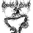 Einheitsfront Sigil & Logo (BLACK) by gardenofgrief