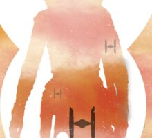 Rey Sticker