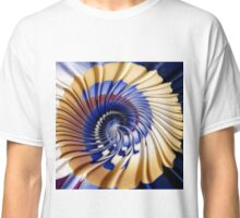 Twirling ripples Classic T-Shirt
