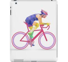 Bike, biking iPad Case/Skin