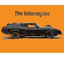 The Interceptor  Photographic Print
