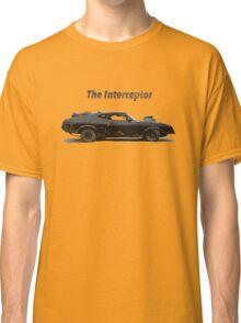 The Interceptor  Classic T-Shirt