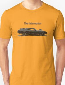 The Interceptor  Unisex T-Shirt