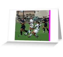 15 00592 x x puzzle 9 Greeting Card