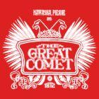 Natasha, Pierre, and the Great Comet of 1812 by Rachel Miller