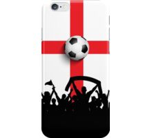 England football iPhone Case/Skin