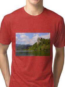 Bled Castle Tri-blend T-Shirt