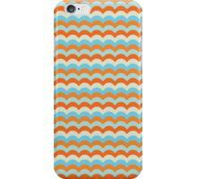 Koi Pond Wave Pattern iPhone Case/Skin