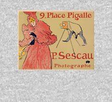 Vintage poster - Photagrapher Sescau Unisex T-Shirt