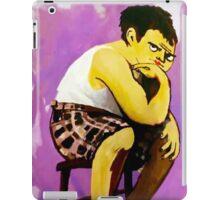Gary Muppet Portrait iPad Case/Skin