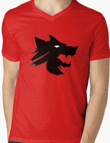 S t shirt Mens V-Neck T-Shirt