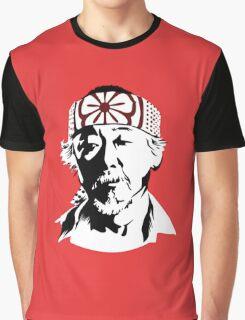 Mr Miyagi Graphic T-Shirt