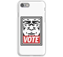 Bernie Obey Shirt - Shepard Fairey Endorses Bernie Sanders iPhone Case/Skin