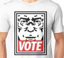 Bernie Obey Shirt - Shepard Fairey Endorses Bernie Sanders Unisex T-Shirt