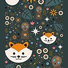 Forest Fox Familiar by CarlyWatts