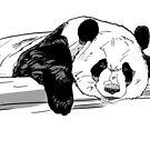 Panda Bear by CrosbyDesign