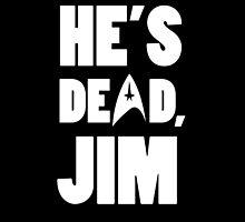 He's dead, Jim. by underthecreek