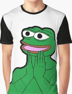 Feels Good Man Graphic T-Shirt