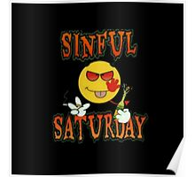 Sinful Saturday  Poster
