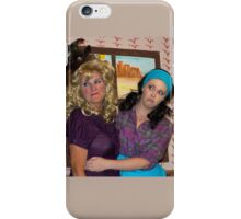 Welcome To Sadie's Saloon iPhone Case/Skin