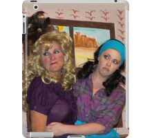 Welcome To Sadie's Saloon iPad Case/Skin