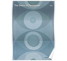 Aldous Huxley - The Doors of Perception Poster