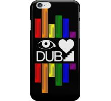 Dubstep Love iPhone Case/Skin