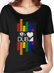 Dubstep Love Women's Relaxed Fit T-Shirt