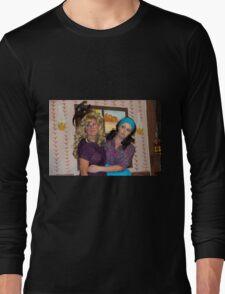 Welcome To Sadie's Saloon Long Sleeve T-Shirt