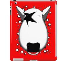 Kiss Bull Terrier Paul Stanley iPad Case/Skin
