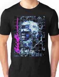 Blue Ronaldo Unisex T-Shirt