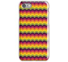 Fruit Tree Wave Pattern iPhone Case/Skin