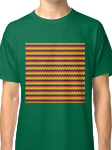 Fruit Tree Wave Pattern Classic T-Shirt