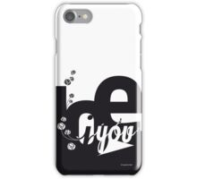 I Love You (Roses) iPhone Case/Skin