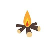 Campfire by ilovecotton