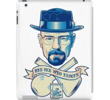 I'm the one who knocks - Heisenberg iPad Case/Skin