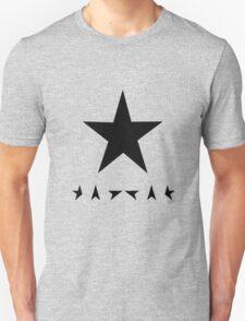 David Bowie Tribute - Black Medal T-Shirt