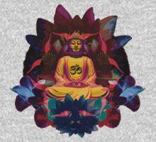 Buddha One Piece - Long Sleeve