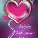 """""""Happy Valentines Day"""" Card by treasured-gift"""