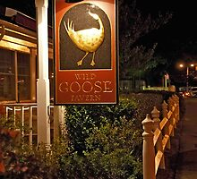 Wild Goose Tavern by phil decocco