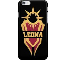 Leona's Shield  iPhone Case/Skin
