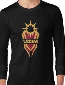 Leona's Shield  Long Sleeve T-Shirt