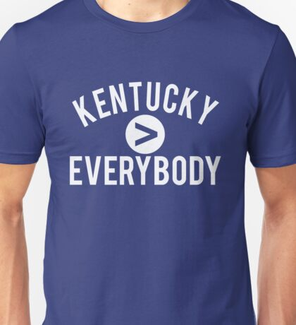 Kentucky > Everbody - Go Wildcats Unisex T-Shirt