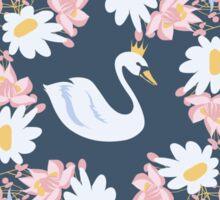 Swan Princess Sticker