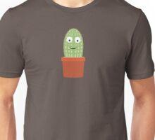 Smiling cactus Unisex T-Shirt