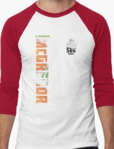 Conor McGregor SBG Dublin (check artist notes for limited edition link)  Men's Baseball ¾ T-Shirt