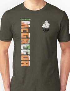 Conor McGregor SBG Dublin (check artist notes for limited edition link)  Unisex T-Shirt