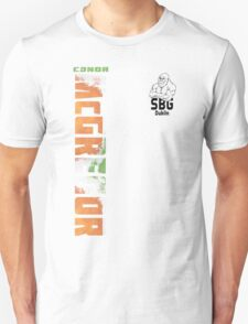 Conor McGregor SBG Dublin (check artist notes for limited edition link)  T-Shirt