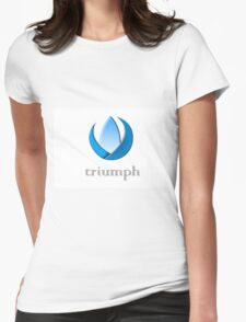 Triumph accesories Womens Fitted T-Shirt